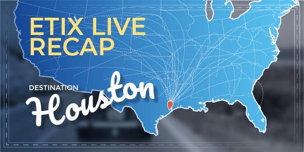etix live: houston